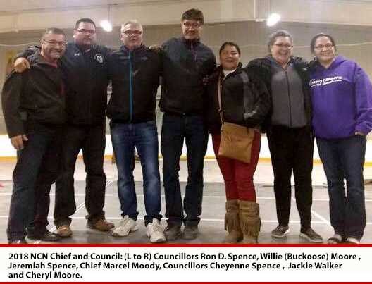 2018 Chief and Council