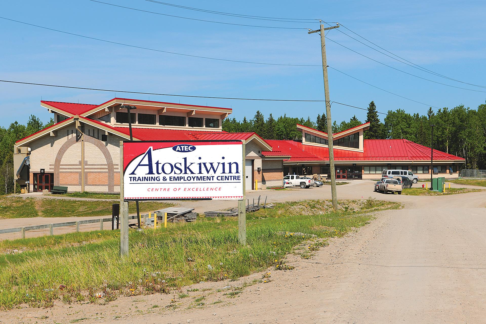 Atoskiwin Training Centre