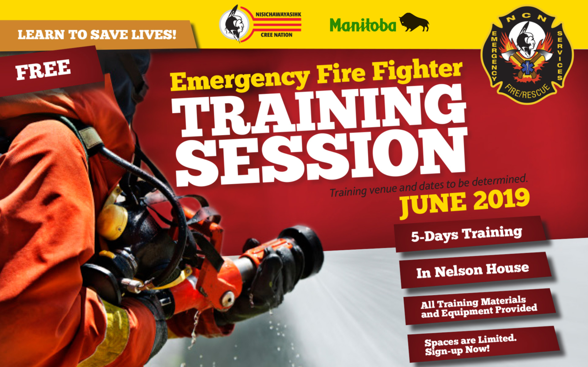 Free Emergency Fire Fighter Training Session