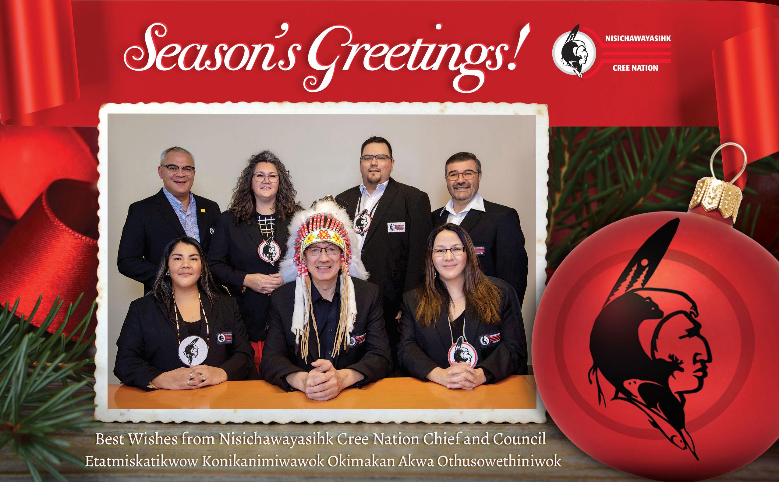 NCN Season's Greetings 2020