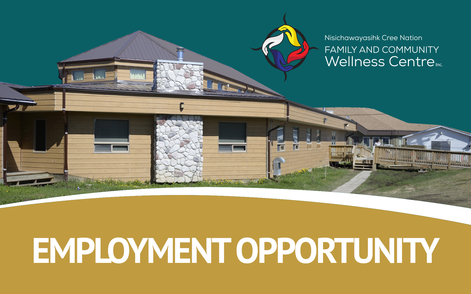 NCNFCWC is Hiring Intake Worker- Nelson House Office – Two-Year Term Position