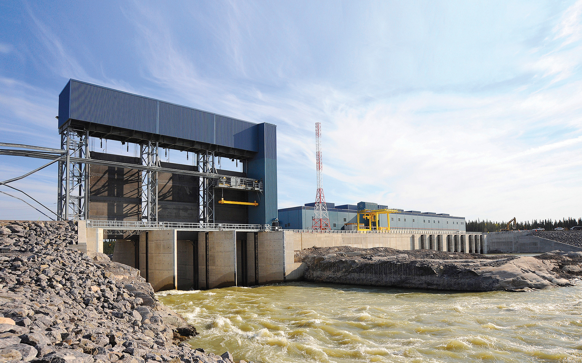 Wuskwatim Generating Station