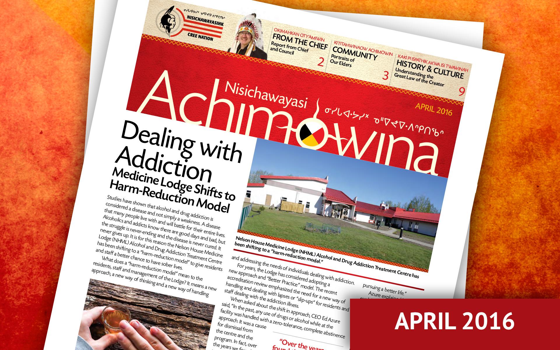 Achimowina April 2016