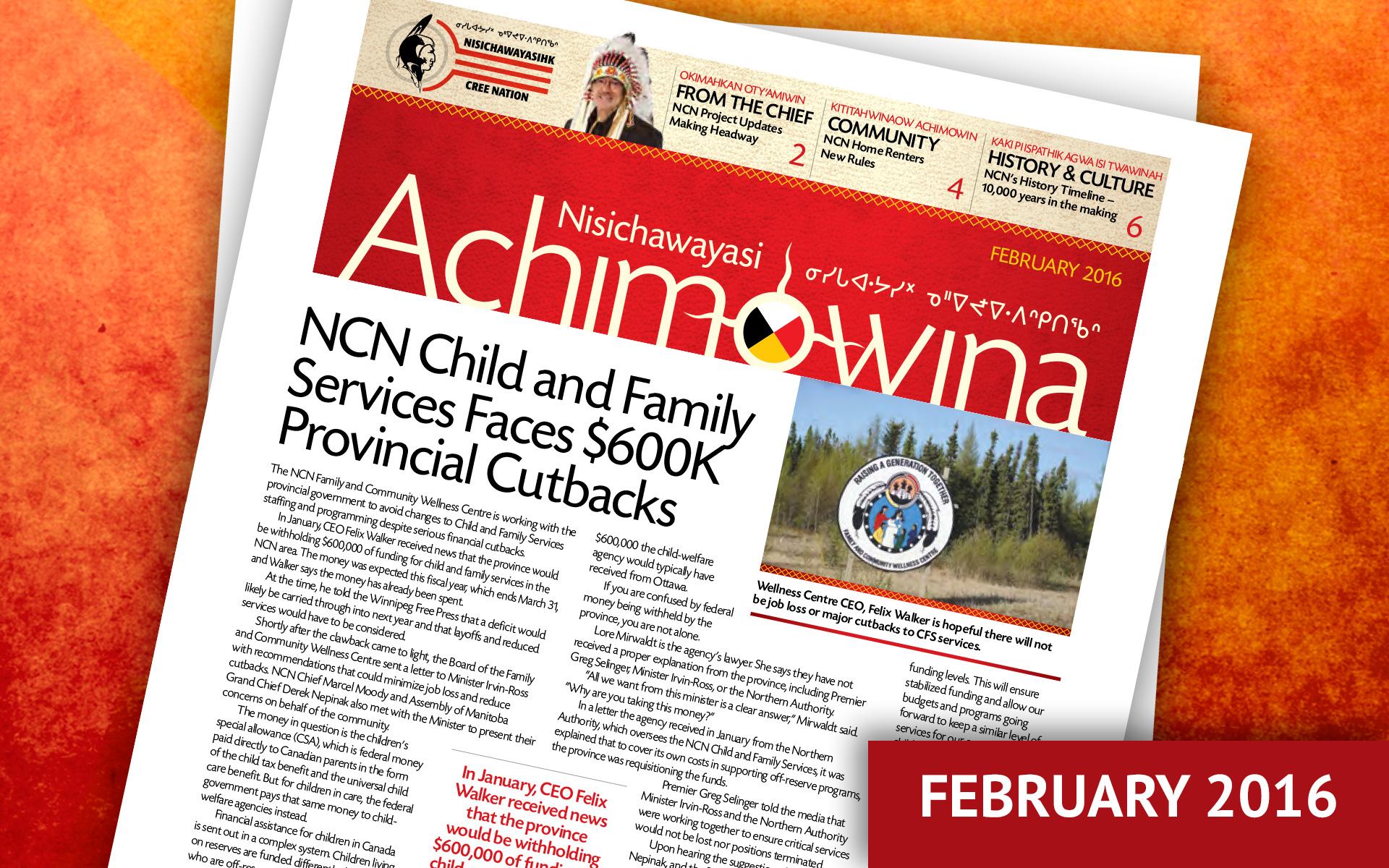 Achimowina February 2016