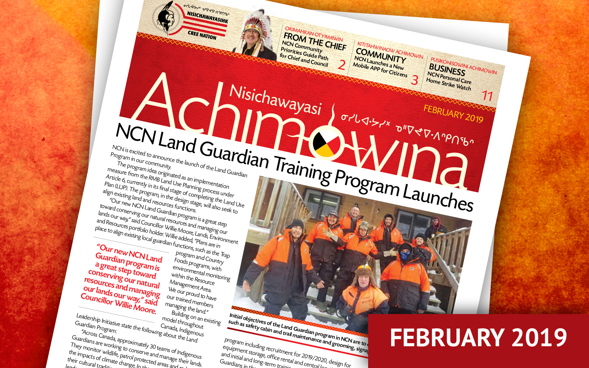 Achimowina February 2019