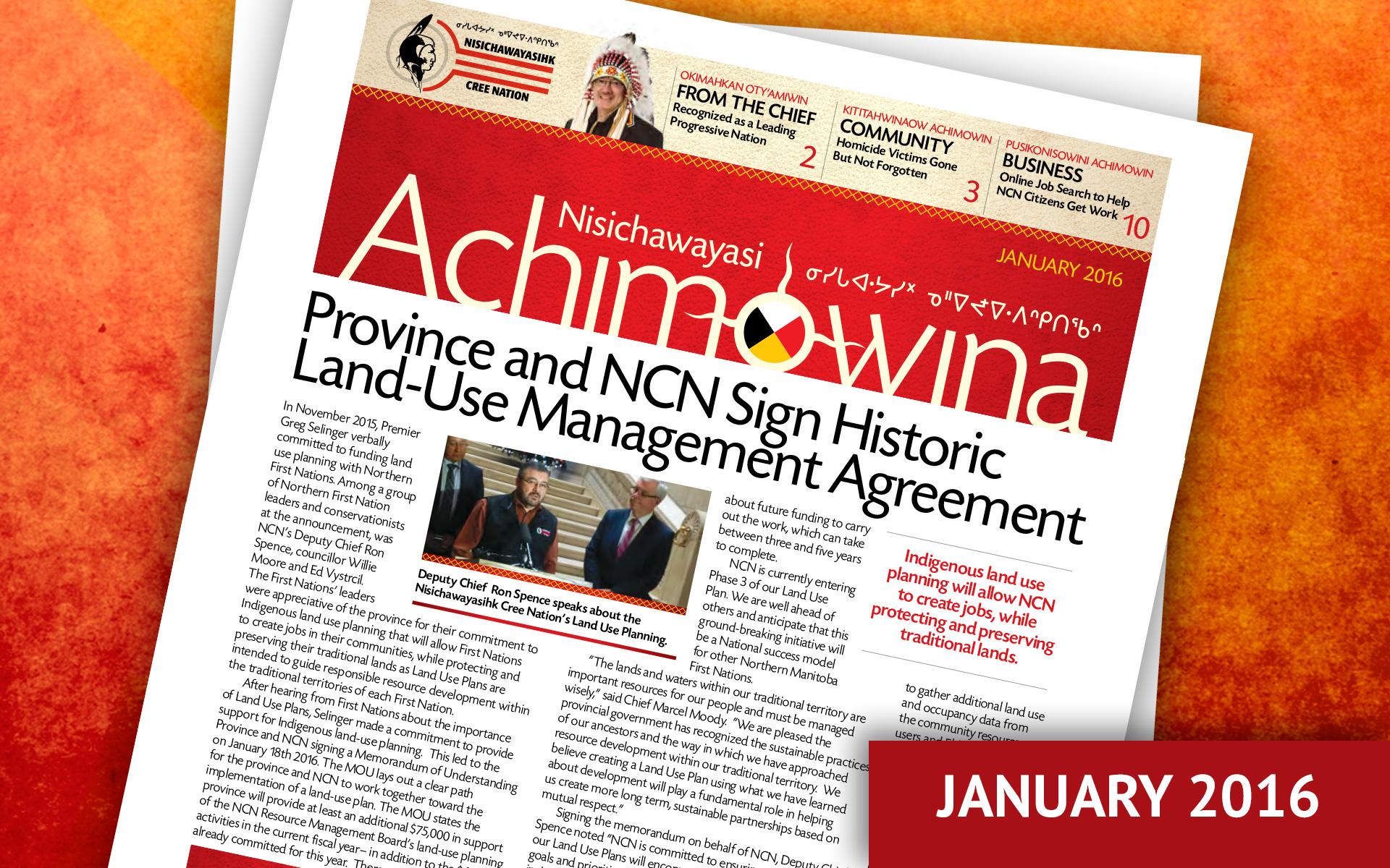 Achimowina January 2016