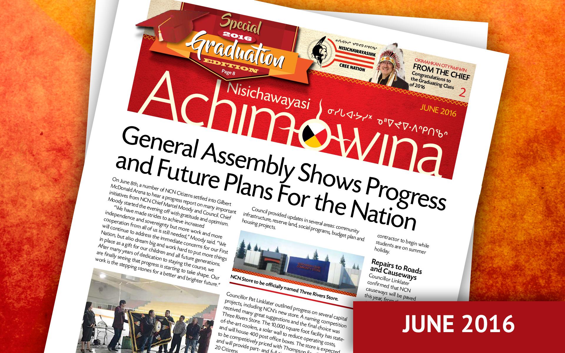 Achimowina June 2016