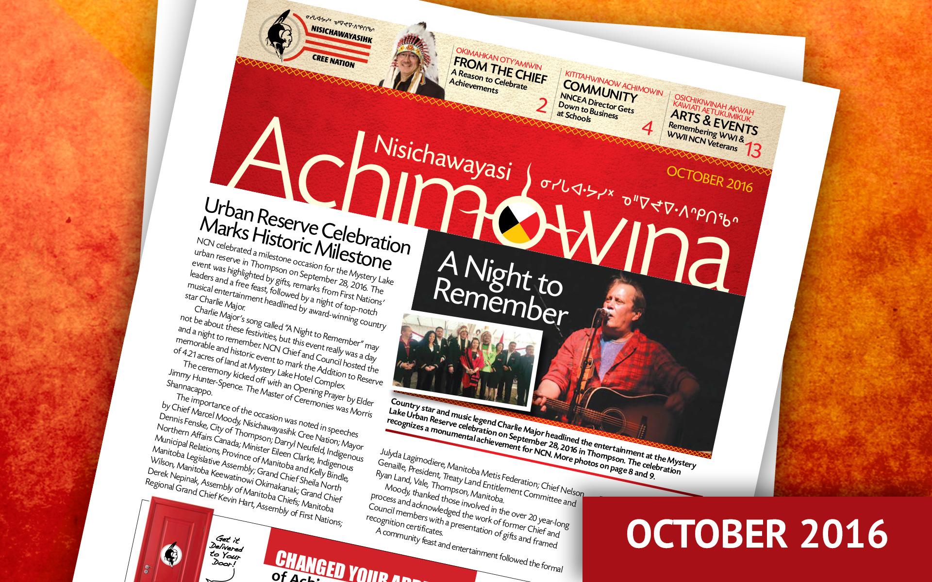 Achimowina October 2016