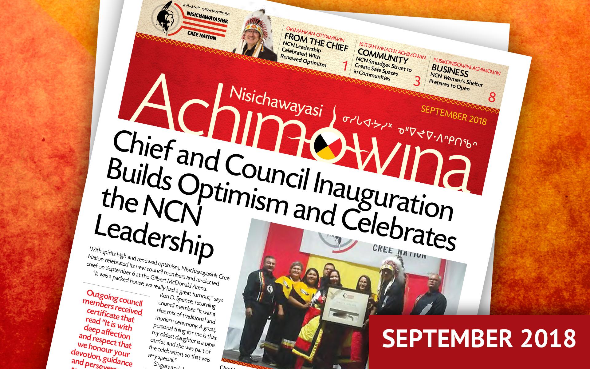 Achimowina September 2018