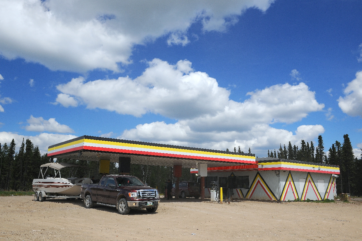 Otohowin Gas Station