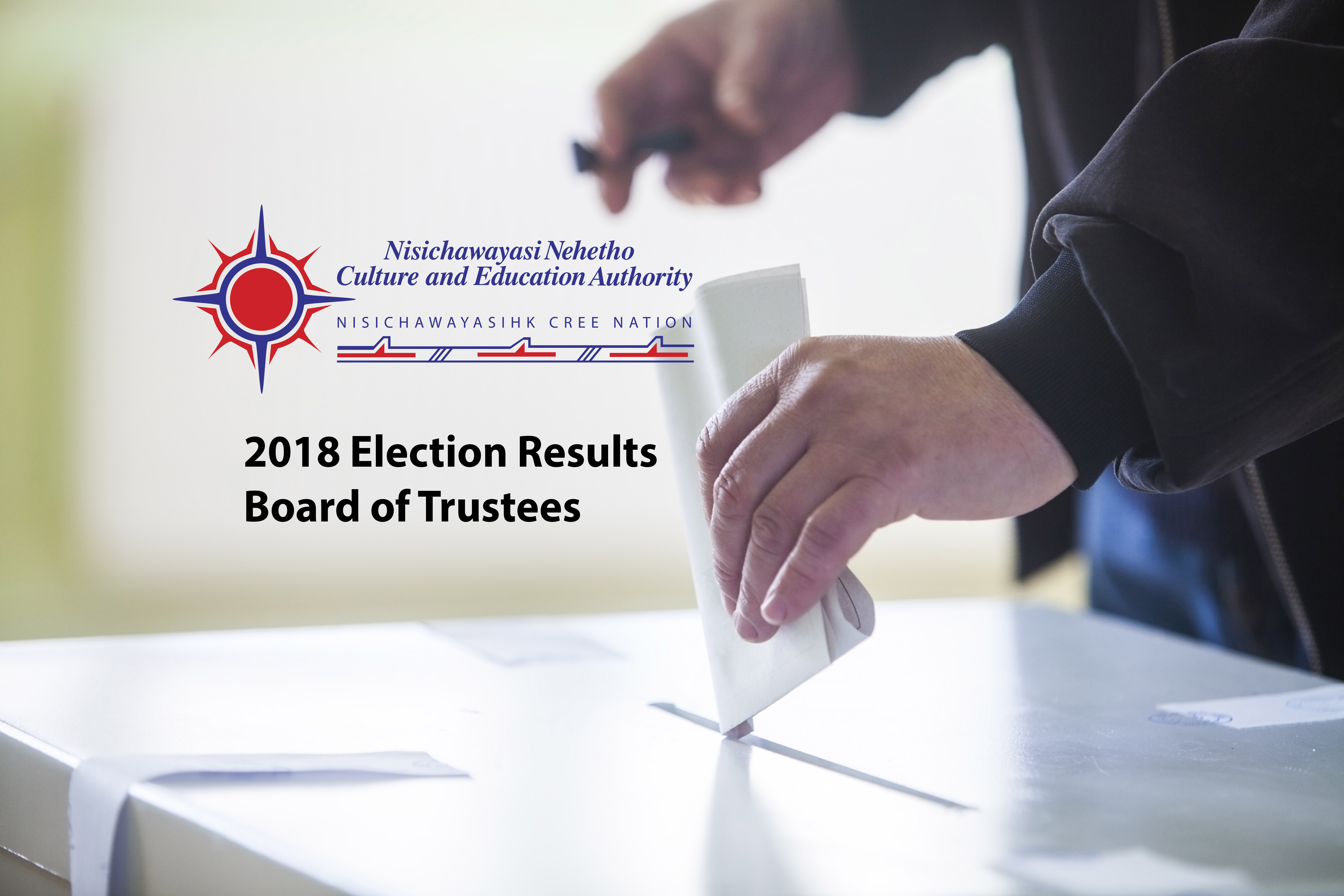 2018 Election Results NNCEA Board of Trustees